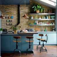 70 amazing industrial furniture ideas decoration for your kitchen (2)