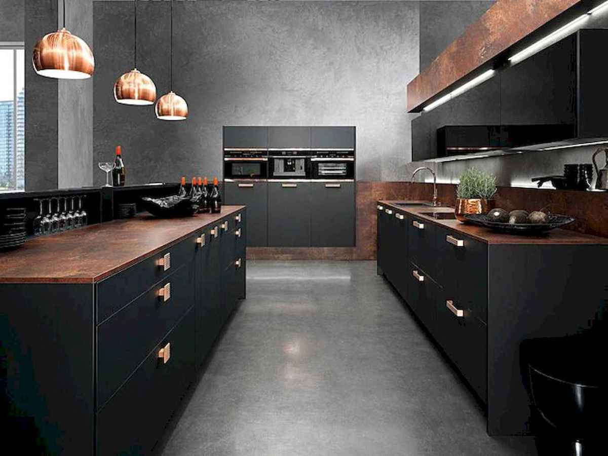 70 amazing industrial furniture ideas decoration for your kitchen (56)