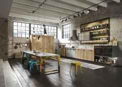 70 amazing industrial furniture ideas decoration for your kitchen (67)