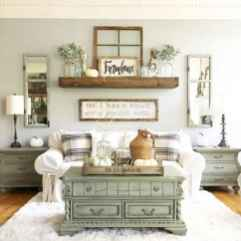 70 awesome french country living room decorating ideas (59)