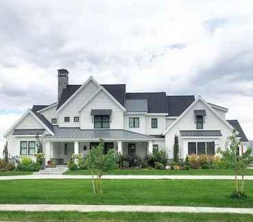 70 stunning farmhouse exterior design ideas (22)