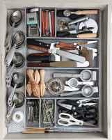 100 smart kitchen organization ideas for first apartment (20)