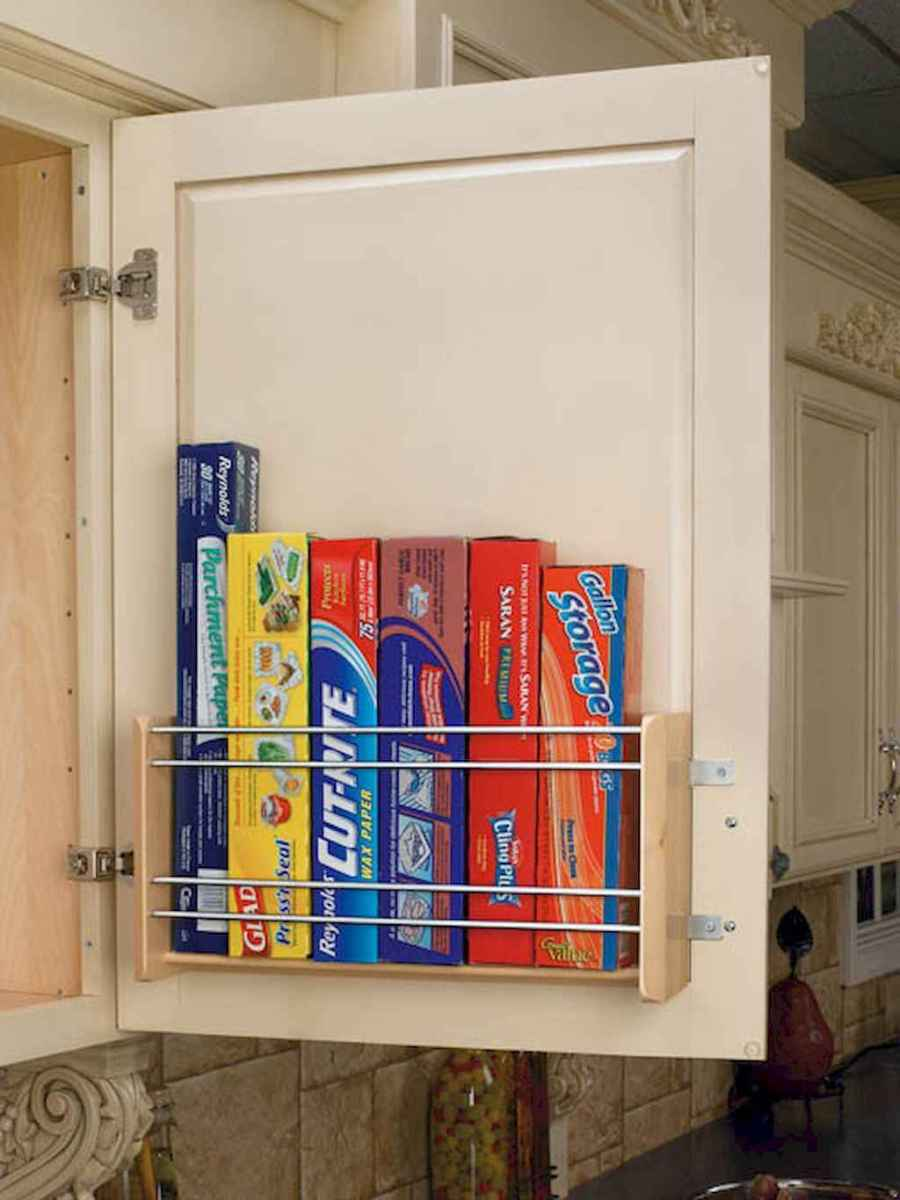 100 smart kitchen organization ideas for first apartment (44)