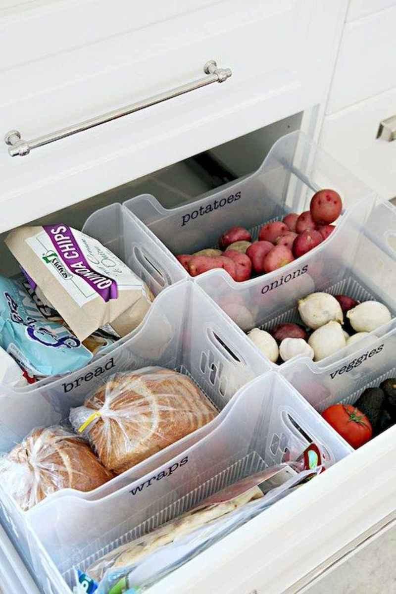 100 smart kitchen organization ideas for first apartment (74)