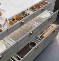 150 gorgeous farmhouse kitchen cabinets makeover ideas (62)