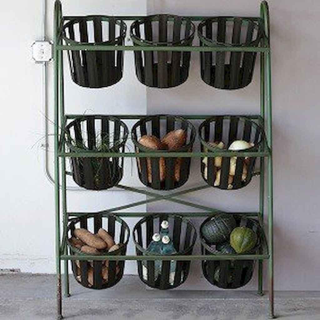 11 Awesome Diy Home Decor Ideas: 20 Awesome DIY Farmhouse Produce Rack Decor Ideas