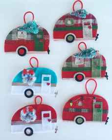 20 awesome rv campers christmas decorations ideas (4)