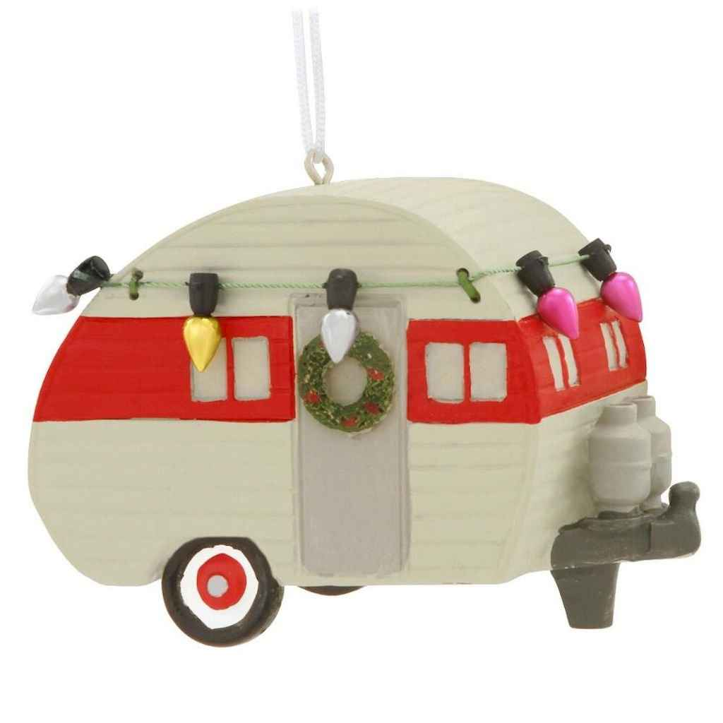 20 awesome rv campers christmas decorations ideas (7)