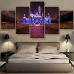 20 diy disney apartment decorations ideas (7)