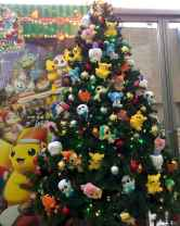 22 cute pokemon christmas tree decor ideas (13)