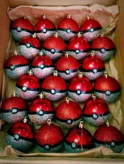 22 cute pokemon christmas tree decor ideas (3)