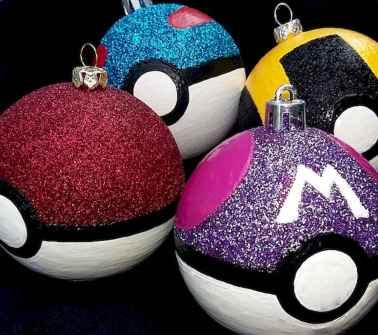 22 cute pokemon christmas tree decor ideas (4)