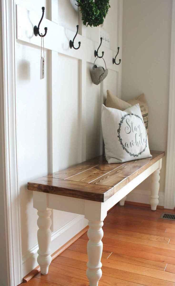 30 diy modern farmhouse bench decor ideas (22)