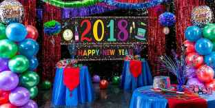 35 awesome 2018 new year party decorations ideas (20)