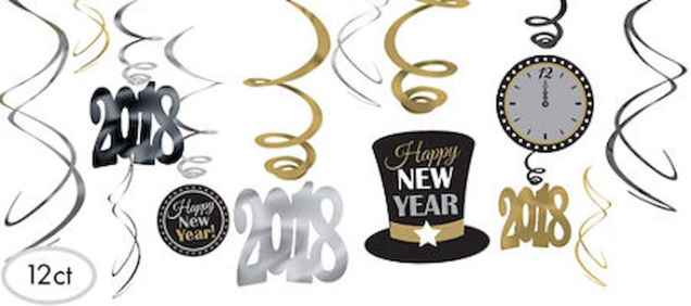 35 awesome 2018 new year party decorations ideas (5)