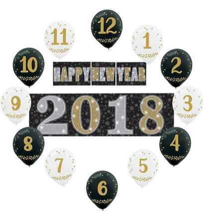 35 awesome 2018 new year party decorations ideas (6)