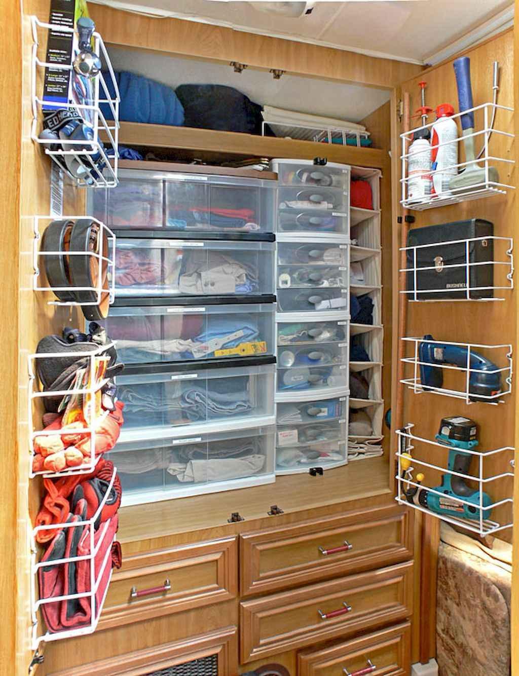 Deep Closet Organization