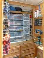 40 best solution camper storage ideas travel trailers (24)