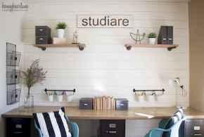 40 easy diy farmhouse desk decor ideas on a budget (33)