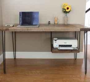 40 easy diy farmhouse desk decor ideas on a budget (34)