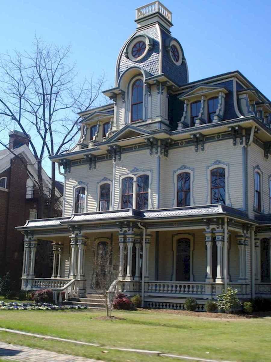 40 modern castle homes exterior landscaping (27)