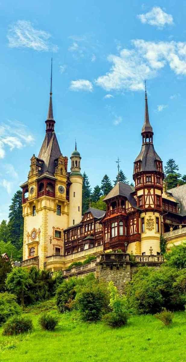 40 modern castle homes exterior landscaping (4)