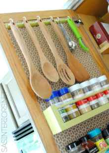 40 space saving storage and oragnization ideas for small kitchens redesign (1)