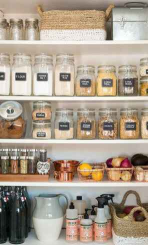 40 space saving storage and oragnization ideas for small kitchens redesign (28)