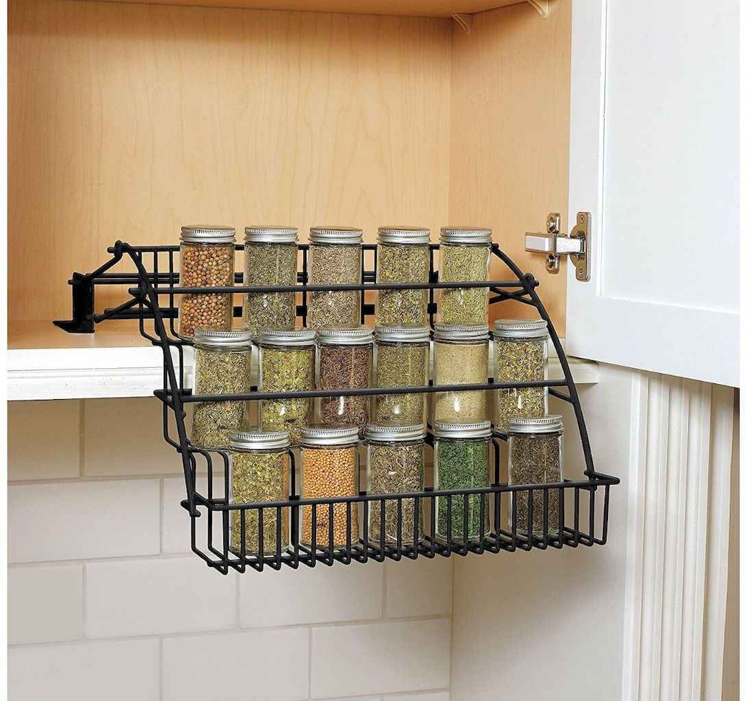 27 Space Saving Design Ideas For Small Kitchens: 40 Space Saving Storage And Oragnization Ideas For Small
