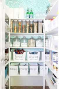 40 space saving storage and oragnization ideas for small kitchens redesign (8)