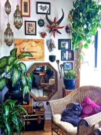 50 diy first apartment ideas on a budget with boho wall decor (25)
