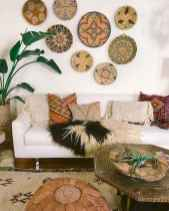 50 diy first apartment ideas on a budget with boho wall decor (29)