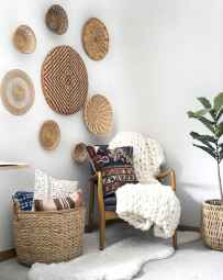 50 diy first apartment ideas on a budget with boho wall decor (37)