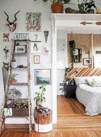 50 diy first apartment ideas on a budget with boho wall decor (44)