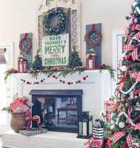 55 awesome christmas front porches decor ideas (35)