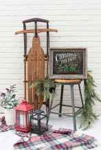 55 awesome christmas front porches decor ideas (44)