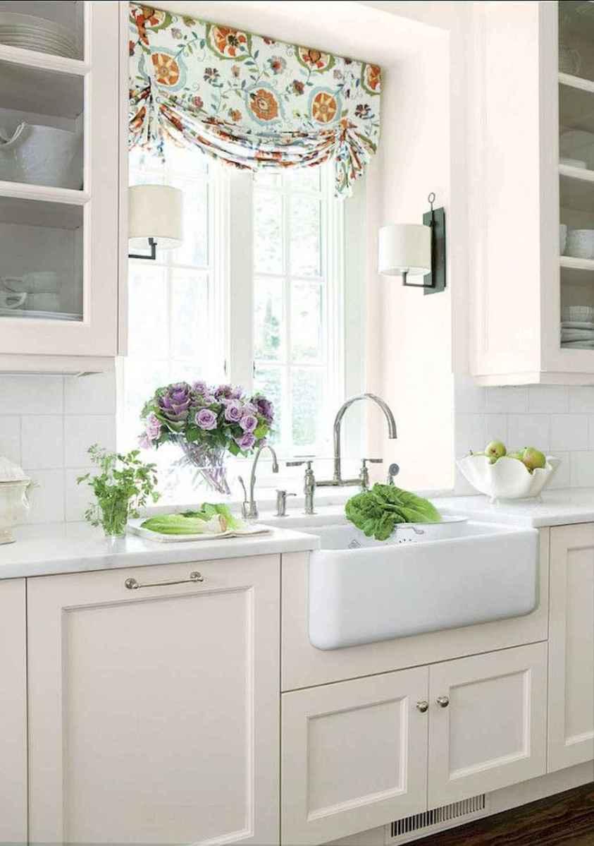 75 stunning farmhouse kitchen sink ideas decor (52)