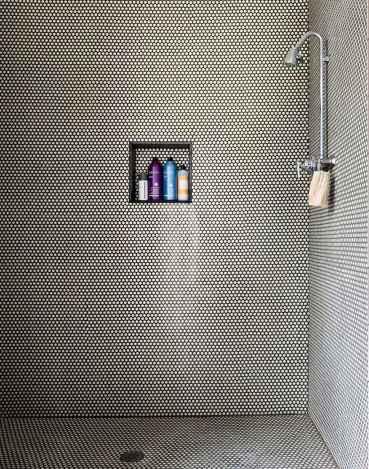 80 stunning tile shower designs ideas for bathroom remodel (12)