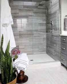 80 stunning tile shower designs ideas for bathroom remodel (31)