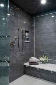 80 stunning tile shower designs ideas for bathroom remodel (32)