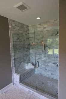 80 stunning tile shower designs ideas for bathroom remodel (71)