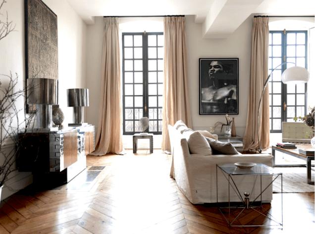 111 beautiful parisian chic apartment decor ideas (111)