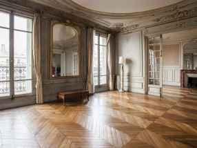 111 beautiful parisian chic apartment decor ideas (56)