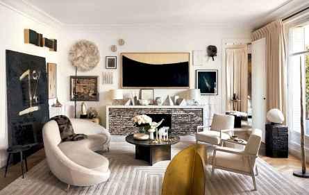 111 beautiful parisian chic apartment decor ideas (67)