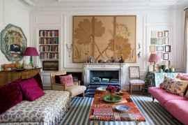 111 beautiful parisian chic apartment decor ideas (77)