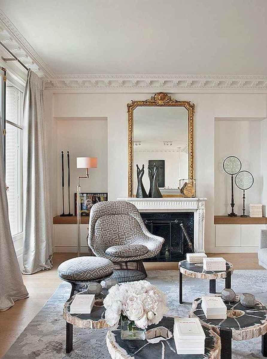 111 beautiful parisian chic apartment decor ideas (97)