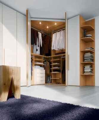 120 brilliant wardrobe ideas for first apartment bedroom decor (25)