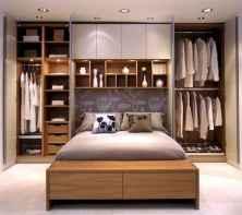 120 brilliant wardrobe ideas for first apartment bedroom decor (28)