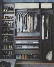 120 brilliant wardrobe ideas for first apartment bedroom decor (75)