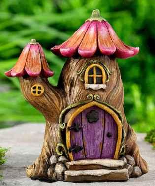 120 easy to try diy polymer clay fairy garden ideas (41)
